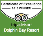 TripAdvisor 2015 Certificate of Excellence