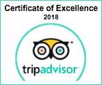 TripAdvisor cert 2018