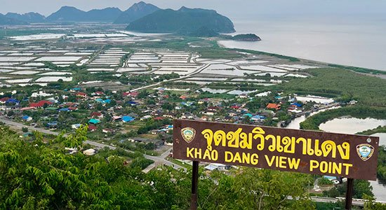 Khao Dang View Point & Boat Trip