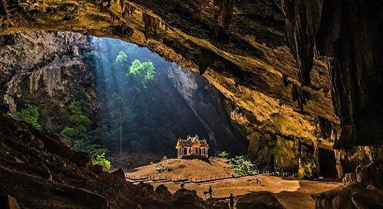 Boat Trip To Phraya Nakhon Cave